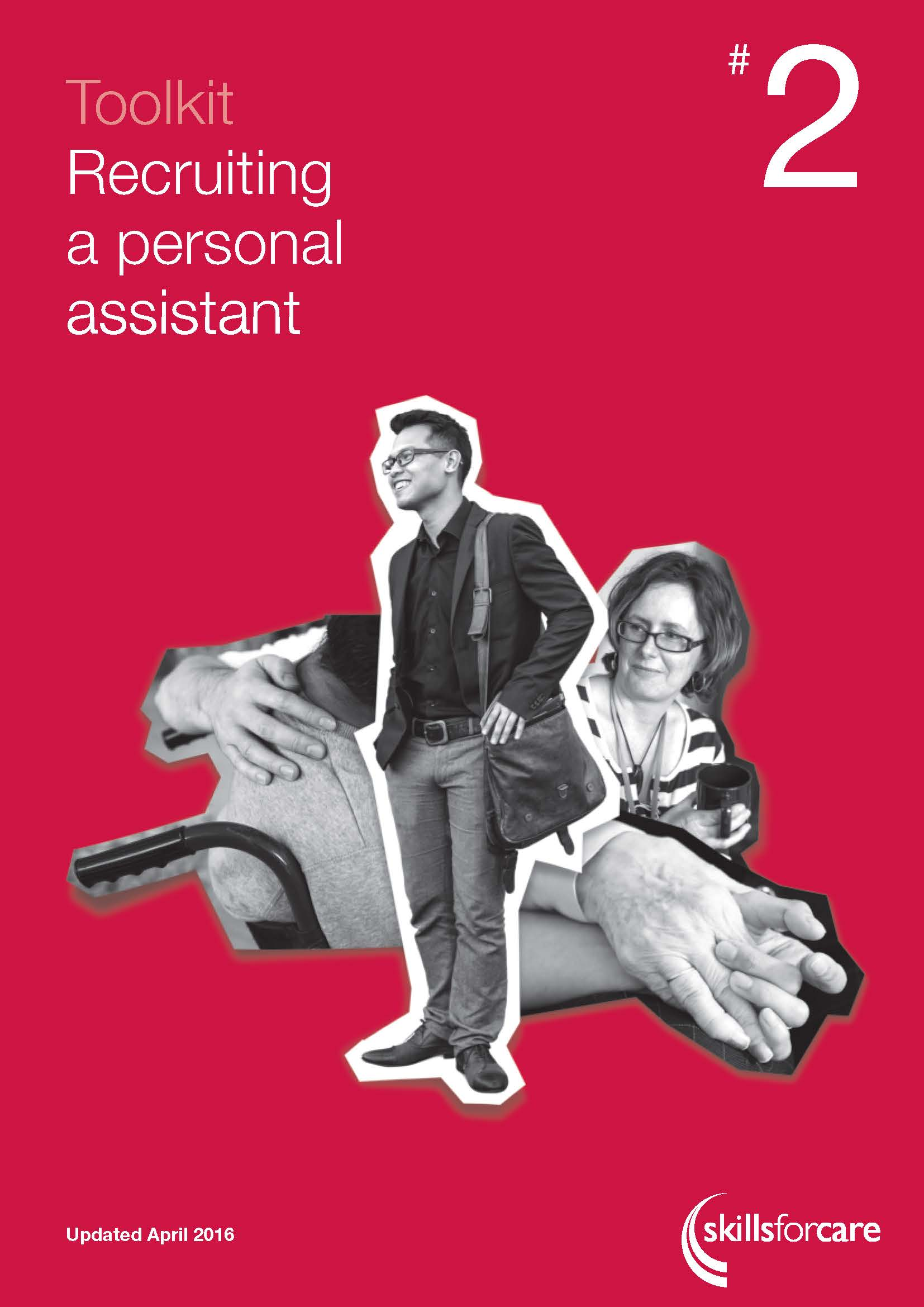 Recruiting a personal assistant