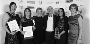 Leeds City Council scoop Skills for Care Accolades Winner of Winners prize